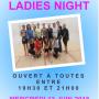 Squash Ladies Night du 13Juin2018 – La dernière de la saison..?
